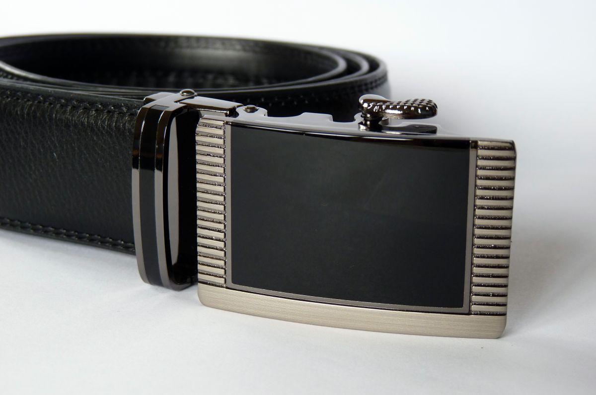kožený pásek Nova / / délky 100-125cm / délka 100 cm