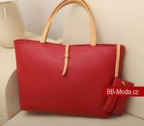Lexure kabelka taška červená