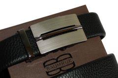 kožený pásek Ocean Black /délky 100 - 130cm /