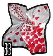 šátek na krk srdce Baumruk