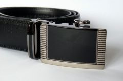 kožený automatický pásek Nova / délky 100-130cm /