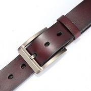 Unisex kožený pásek JA503 * pouze v hnědé variantě * Q.Brund
