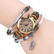 náramek a hodinky bílé