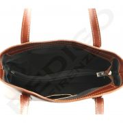Italská kožená kabelka 1057 černá Pedigo Firenze