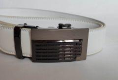 Bílý automatický pásek Cooler Baumruk