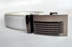 Bílý automatický pásek Cooler